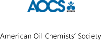 American Oil Chemists' Society